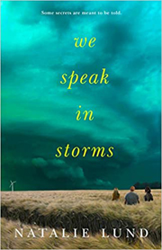 We Speak In Storms Cover