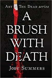 A Brush With Death Book Cover