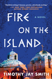 Fire On The Island Book Cover
