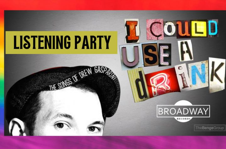 Broadway Records Virtual Listening Party